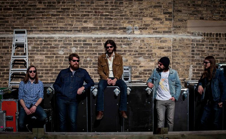 Sheepdogs_Band Photo
