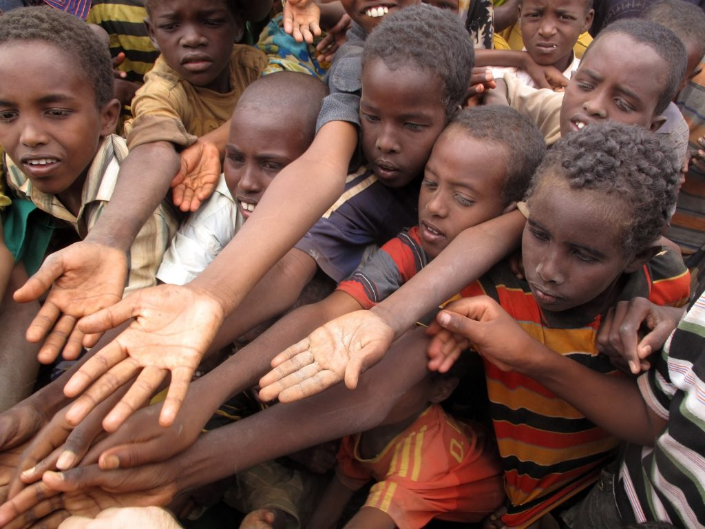 helping Africa