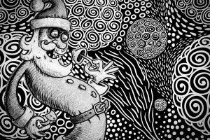 Siberian Mushroom Shamans Santa Claus_1