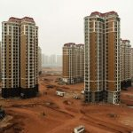 There are massive cities in China where no one lives