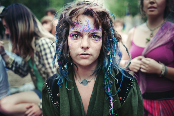 Rainbow Gathering Photos