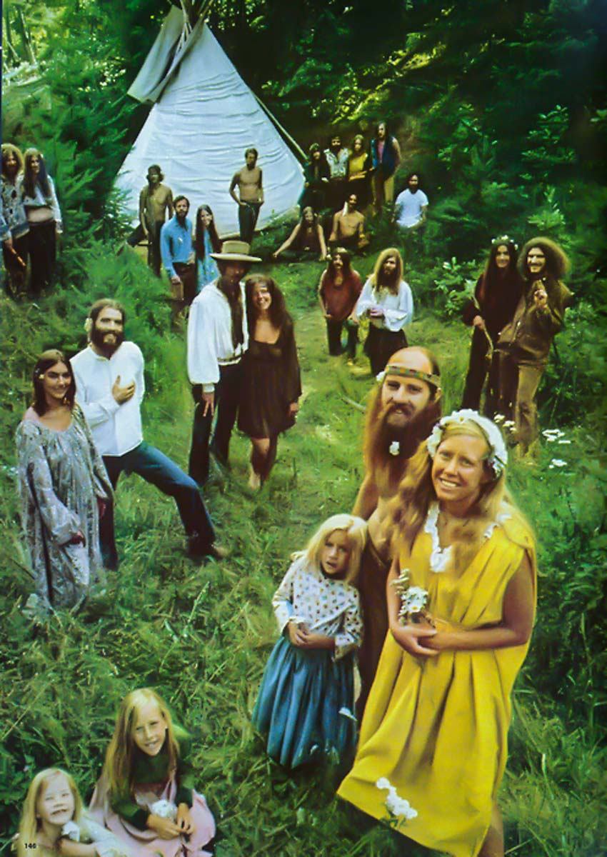 Communes Didnt Die In The 60s Theyre A Modern