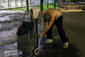 Drunk Beggar