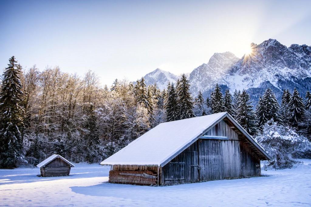 Remote Cabin in Alaska