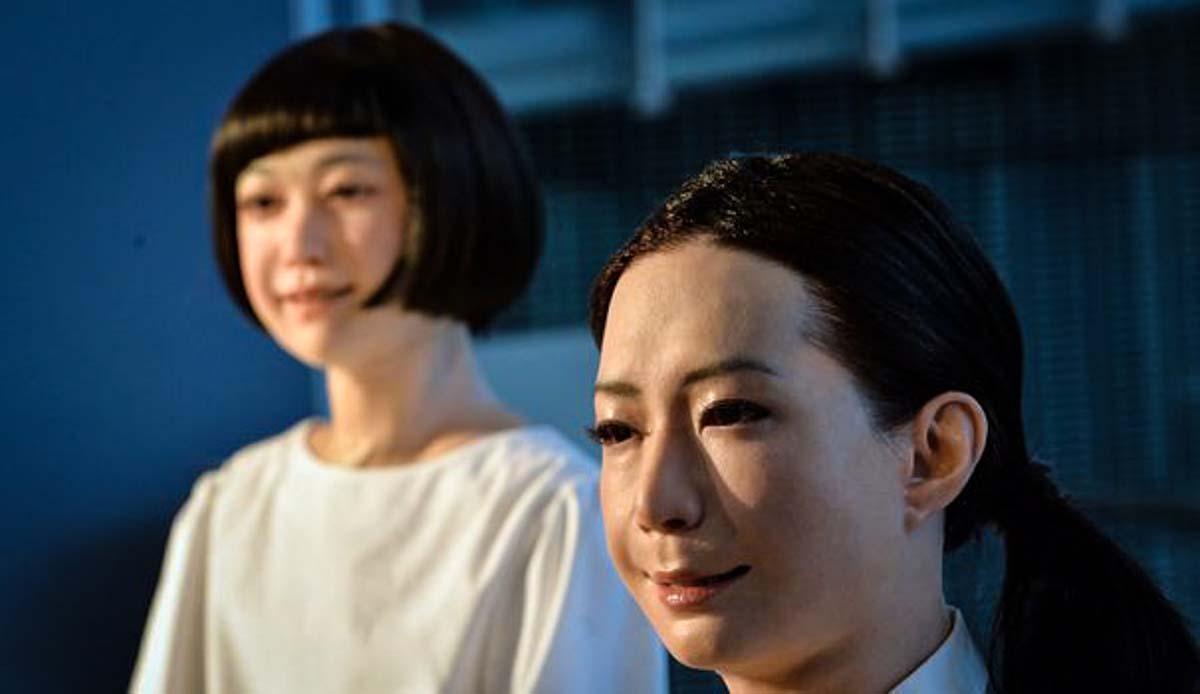 Life Like Robots 2014 Life-like Humanoid Robots