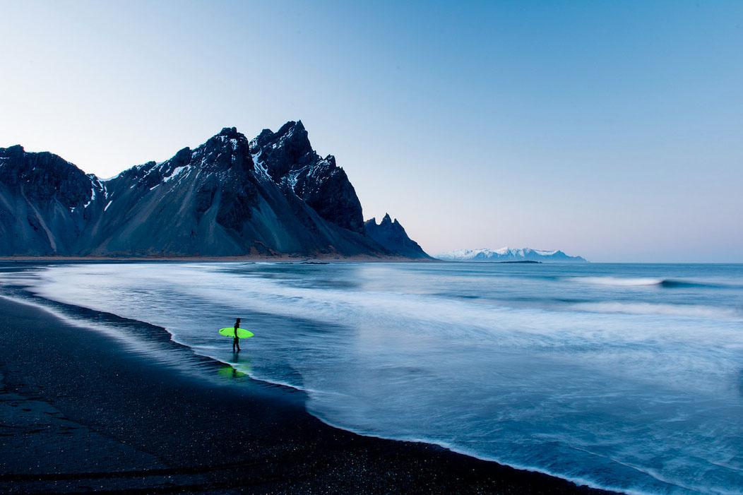 Surfers Arctic Swells_Plaid Zebra