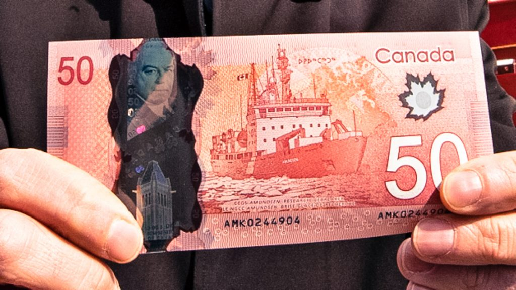 1_Canadian Women On Bank Notes