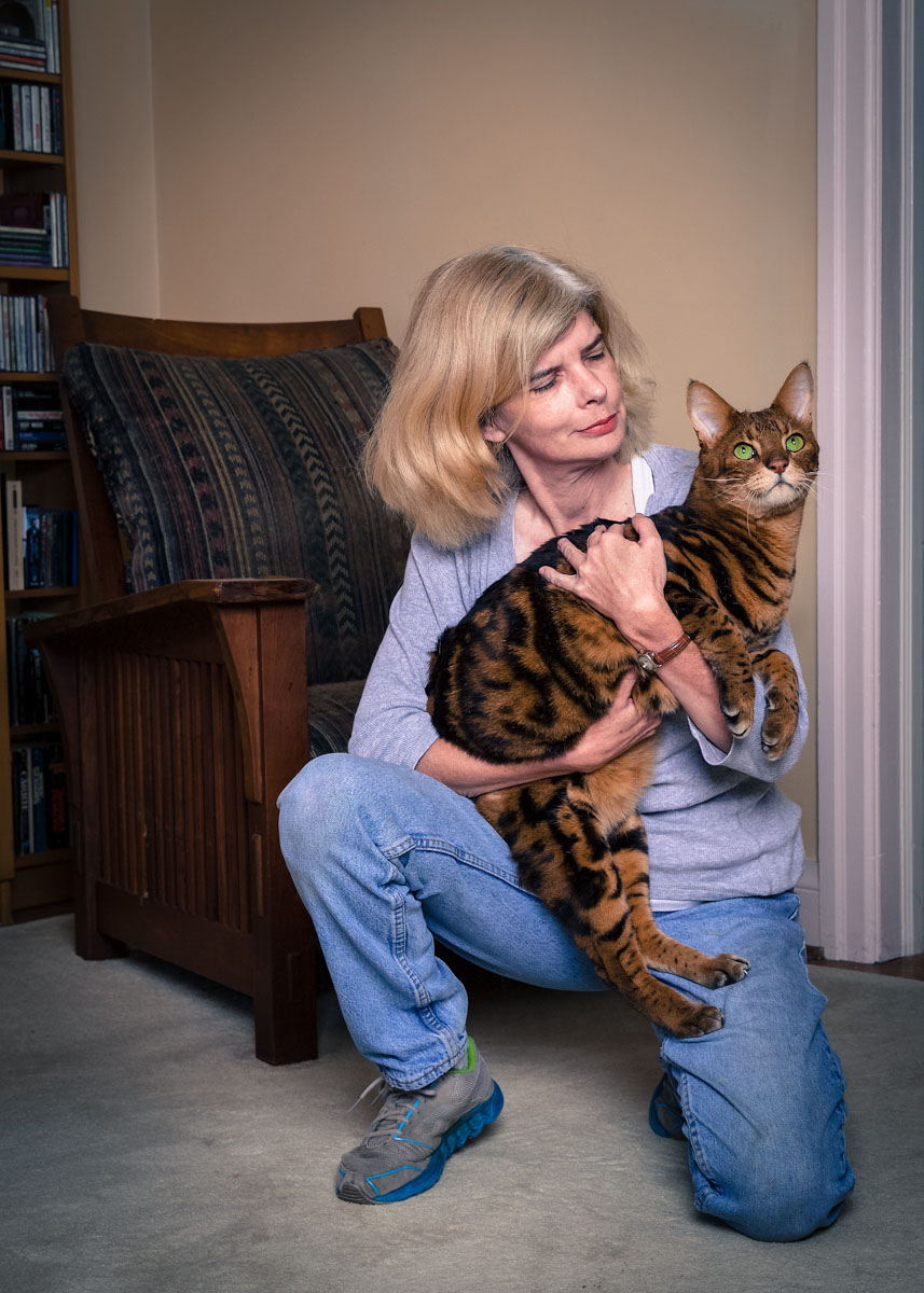 These Photos Of Exotic Pets And Their Owners Might Make