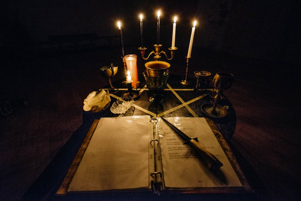 From Devout Catholic To Wiccan Witch— Why I Traded In A Cross For A Pentagram