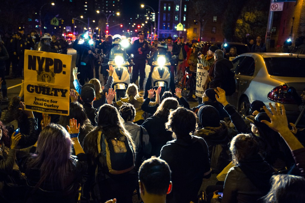 10_Ferguson Jury Protests