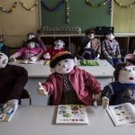 Welcome to this Japanese scarecrow town where dolls outnumber living people three to one