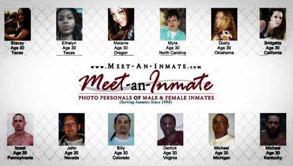 Inmate dating online