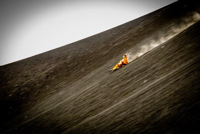 2_Volcano Boarding