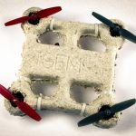 The world's first biodegradable drone is made out of fungus and wasp saliva