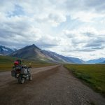 This man lost his wife and his job, so he took an epic motorcycle journey until the road ran out (Photos)