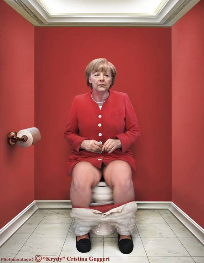 3Leaders Pooping