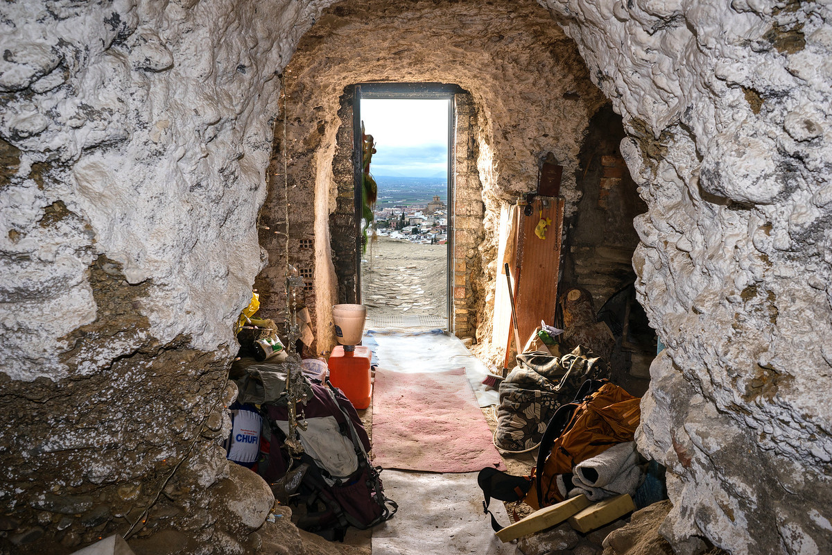 You Can Live For Free In This Beautiful Gypsy Cave Village