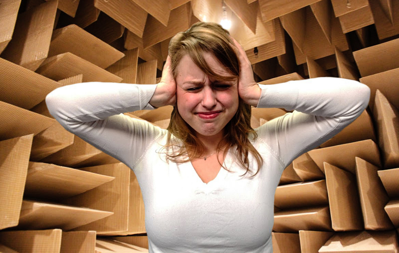 The Quietest Room On Earth Makes People Go Insane After