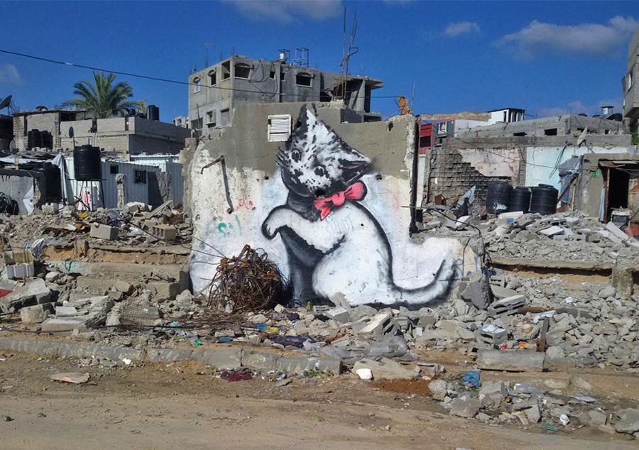 Banksy Gaza Strip3 (6)