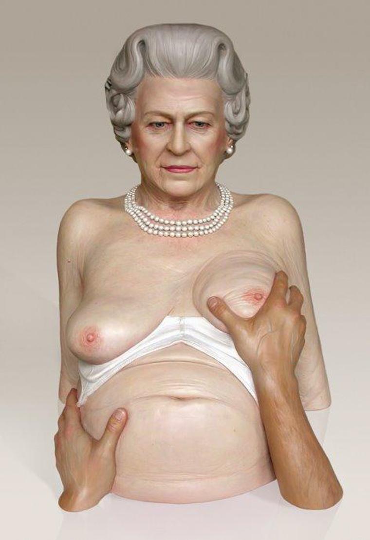 Queen elizabeth nude fake pics images 622