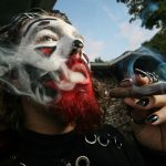 Juggalos aren't a crazy clown gang, they're just hippies with heavy face make-up