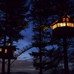 This NYC designer quit his job and built the world's most epic treehouse (Photos)
