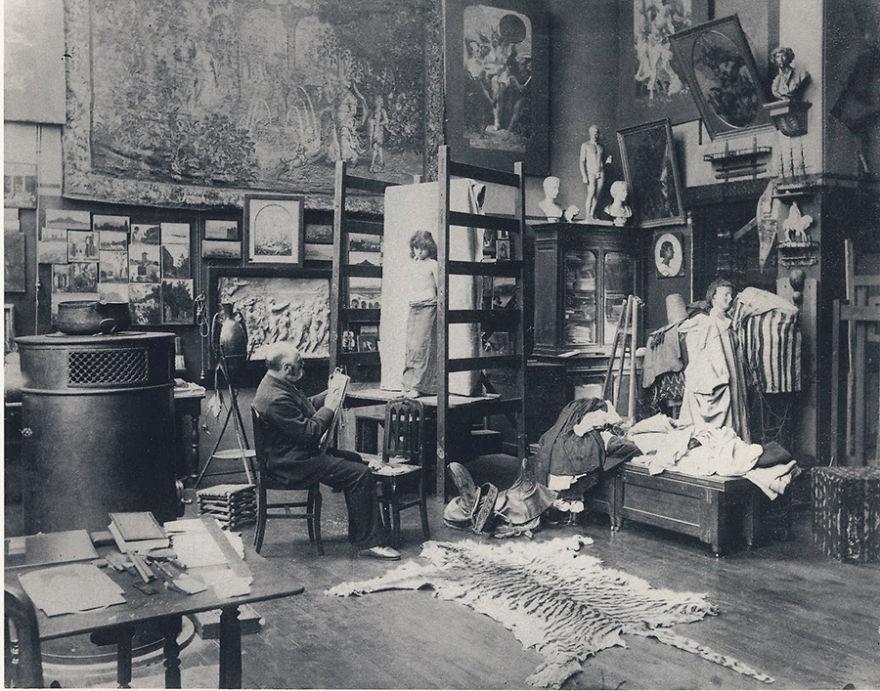 14__famous artists' studios