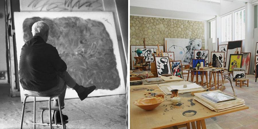 20_famous artists' studios