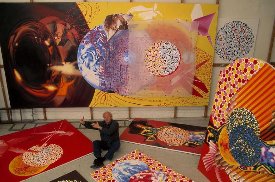 24_famous artists' studios
