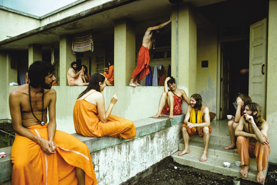 Osho ashram hot girls