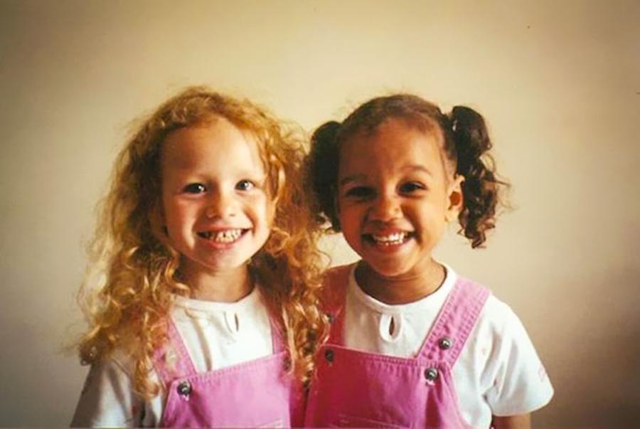 2_bi-racial twins