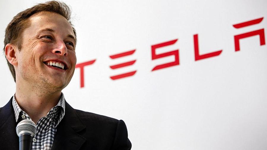 4_Tesla Battery