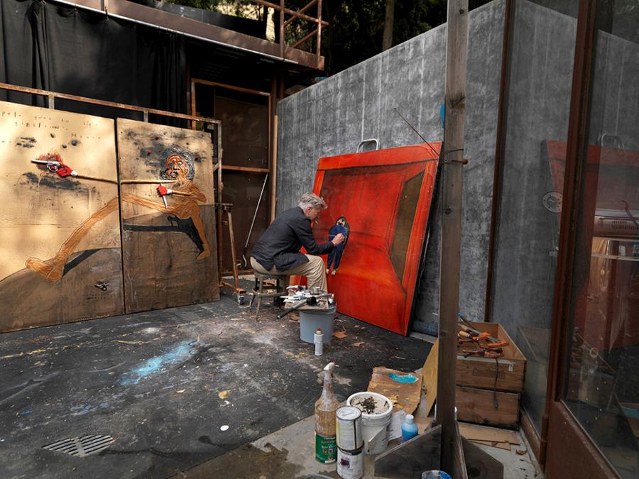 4_famous artists' studios