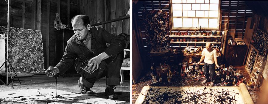 5_Jackson Pollock