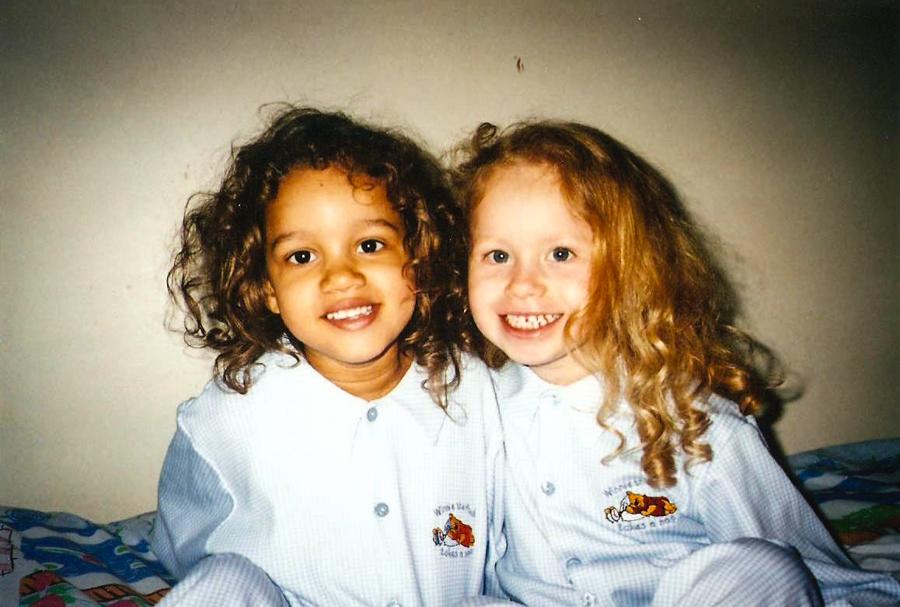 6_bi-racial twins