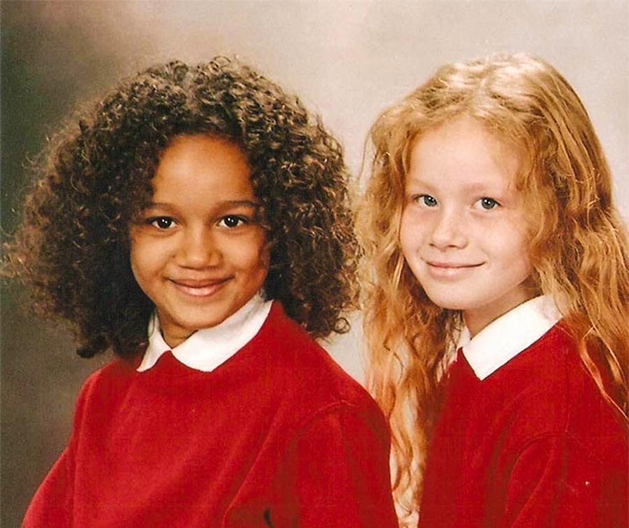 7_bi-racial twins