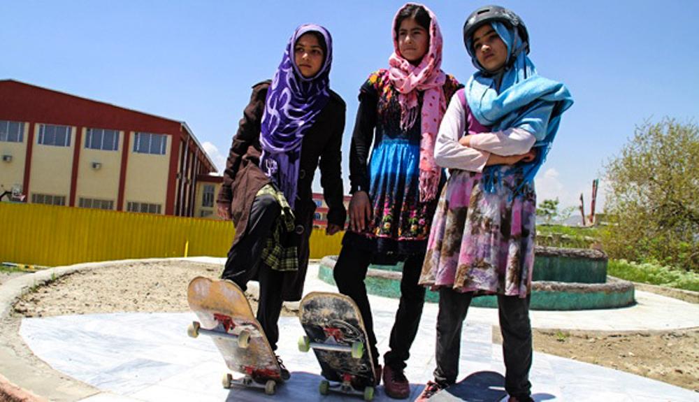 10_Afghanistan Skateboarding