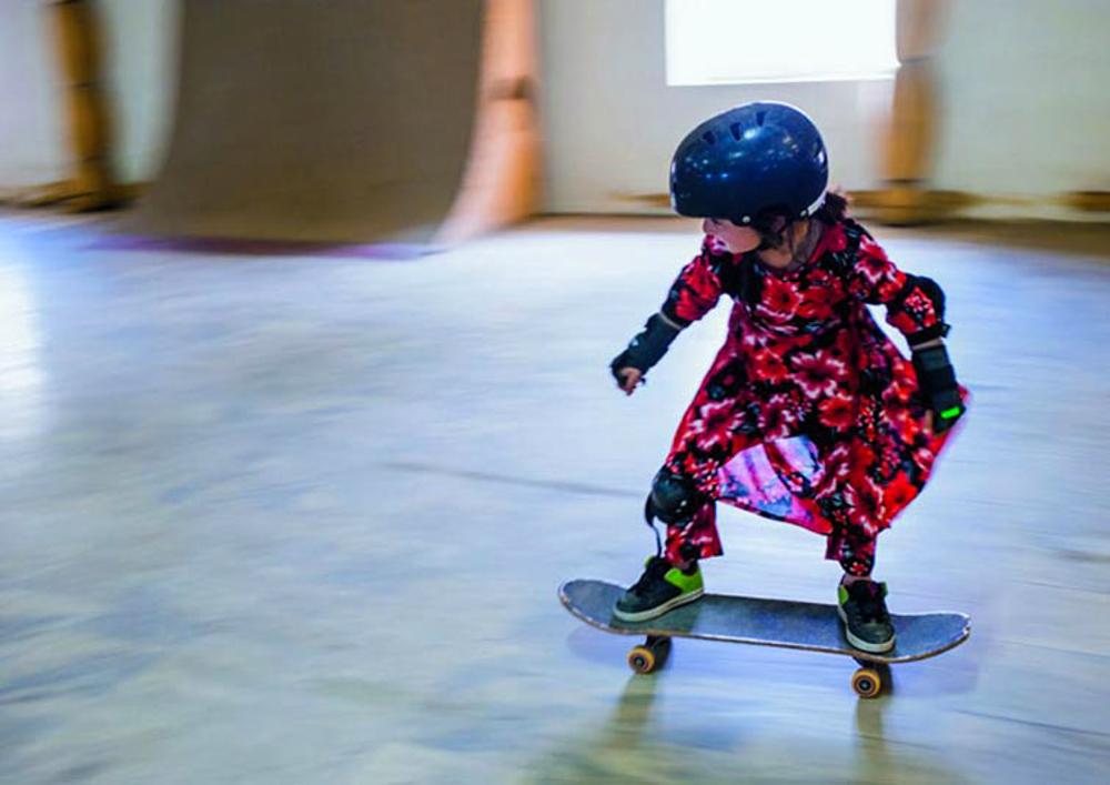 2_Afghanistan Skateboarding