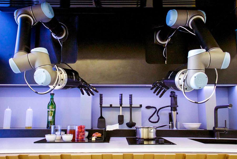 2_Robot Cook