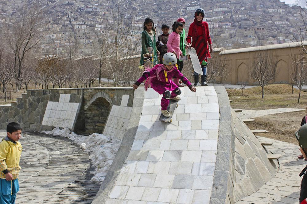3_Afghanistan Skateboarding
