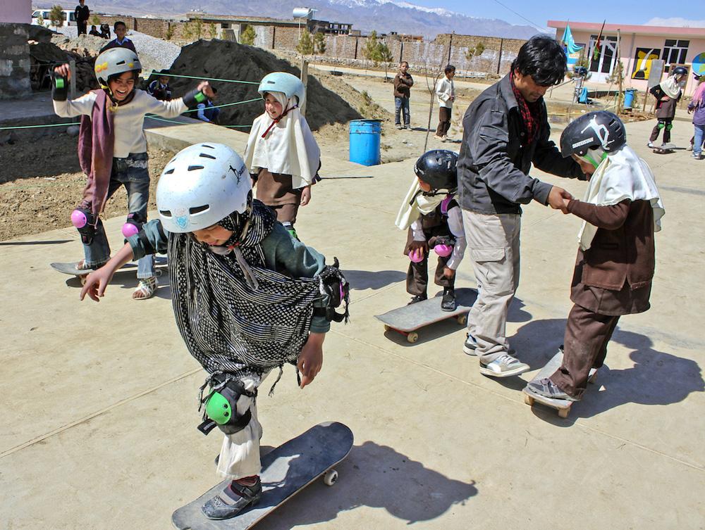 5_Afghanistan Skateboarding