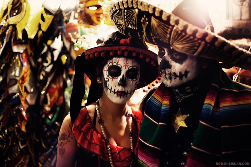 11_Dia De Los Muertos Festival (Mexico)