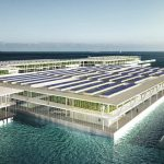 New solar powered floating farm can produce 8,152 tonnes of vegetables and 1,703 tonnes of fish a year