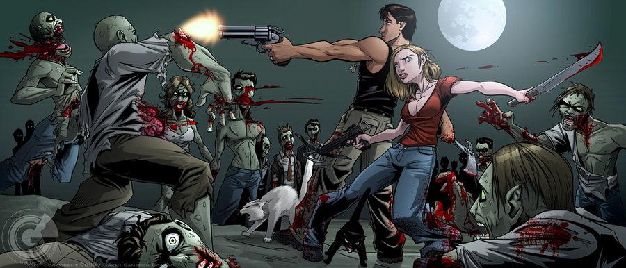 2_Zombie Apocalypse plans