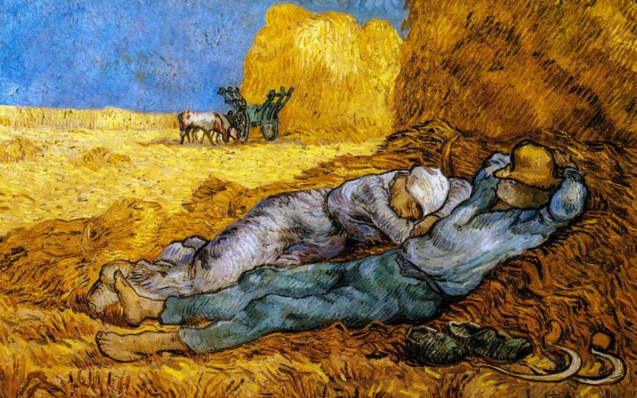 Vincent Van Gogh Letter 3 (7)