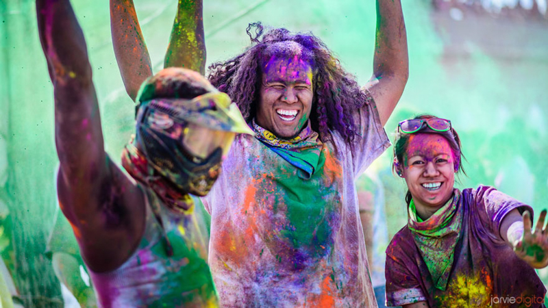 3_Holi Colour Festival (India)