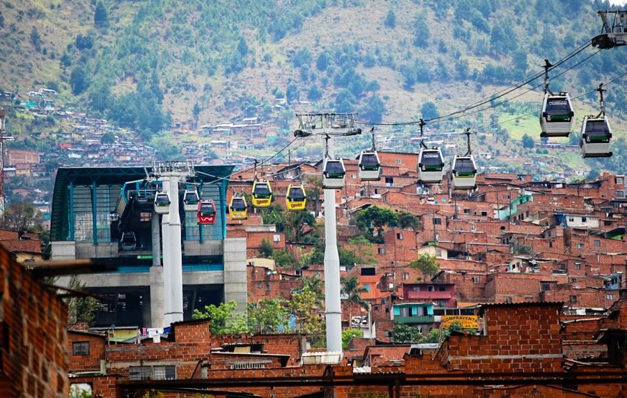 3_urban planning Medellín