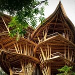 A woman quit the NYC fashion scene to build these epic sustainable bamboo homes in Bali