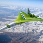 NASA is developing a supersonic plane to halve flight times and reduce environmental impact