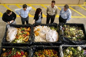 1_grocery store powered Food waste